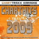 Charttraxx Karaoke - Charthits karaoke : the very best of the year 2009, vol. 4 (karaoke hits of the year 2009)