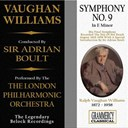 Ralph Vaughan Williams / Sir Adrian Boult / The London Symphony Orchestra - Vaughan williams : symphony no. 9 in e minor