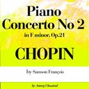 Samson François - Chopin : piano concerto no.2 in f minor, op.21