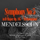 Orchestre Symphonique De Détroit / Paul Paray - Mendelssohn: symphony no. 5 in d major, op. 107 - 'reformation'