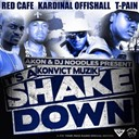 Akon / Dj Noodles / Kardinal Offishall / Red Caf&eacute; / T-Pain - It's a shakedown