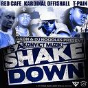 Akon / Dj Noodles / Kardinal Offishall / Red Café / T-Pain - It's a shakedown