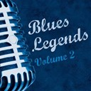 B.b. King / Charley Patton / Howlin' Wolf / James Elmore / John Lee Hooker / Lonnie Johnson / Muddy Waters / Roosevelt Sykes / Sonny Boy Williamson / T-Bone Walker - Blues legends, vol. 2