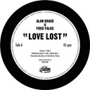 Alan Braxe / Fred Falke - Love lost - single