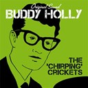 Buddy Holly - The 'chirping' crickets (original sound)