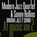 Sonny Rollins / The Modern Jazz Quartet - At music inn 2 (original jazz sound)