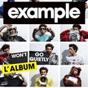 Example - Won't go quietly - l'album
