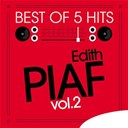 Édith Piaf - Best of 5 hits, vol.2 - ep