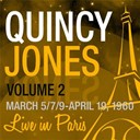 Quincy Jones - Live in paris, vol. 2