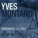 Yves Montand - Live in paris