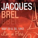 Jacques Brel - Live in paris - jacques brel