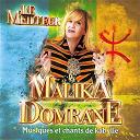 Malika Domrane - Le meilleur: musiques et chants de kabylie