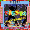 Dj Reveillon / Fiesta / Playa People / The Big Crowd - Fiesta happy birthday best of collector (le meilleur des ann&eacute;es 80)