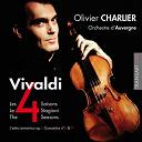 Antonio Vivaldi / Olivier Charlier - Les quatre saisons