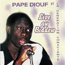 Pape Diouf - Pape diouf live au biddew (feat. la génération consciente)