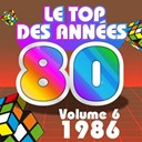 Pop 80 Orchestra / The Romantic Orchestra / The Top Orchestra - Le top des ann&eacute;es 80, vol. 6 (1986)