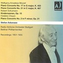 Stefan Askenase - Mozart, schumann, chopin: piano concertos (recordings 1951-1955)