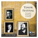 Compilation - Tenor Festival: Pavarotti, Domingo, Carreras