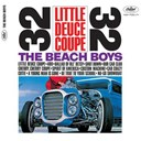 The Beach Boys - Little deuce coupe (mono & stereo remaster)