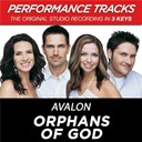 Avalon - Orphans of god (performance tracks) - ep