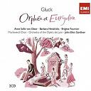 Anne-Sofie Von Otter / Barbara Hendricks / Brigitte Fournier / Orchestre De L'opéra National De Lyon / Sir John Eliot Gardiner / The Monteverdi Choir - Gluck: orphée et euridice