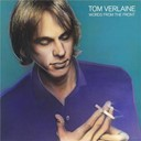 Tom Verlaine - Words from the front