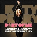 Katy Perry - Part of me (jacques lu cont's thin white duke mix)