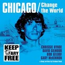 Bob Geldof / Chrissie Hynde / David Gilmour / Gary Mckinnon - Chicago/change the world