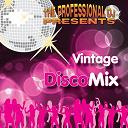The Professional Dj - Vintage disco mix (disco and latino tracks)