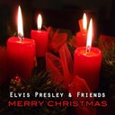 "Dean Martin / Doris Day / Elvis Presley ""The King"" / Frank Sinatra / Ray Charles / The Platters - elvis presley & friends : merry christmas"