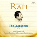 Anand / Asha Bhosle / Milind, Bobby Bose / Mohamed Rafi - The last songs