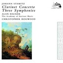 Alan Hacker / Christopher Hogwood / Johann Wenzel Anton Stamitz / The Academy Of Ancient Music - Stamitz, johann: clarinet concerto / 3 symphonies