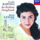 Cécilia Bartoli / Cécilia Bartoli / Gaetano Donizetti / Gioacchino Rossini / James Levine / Vincenzo Bellini - Cecilia Bartoli - An Italian Songbook