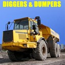 Kidzone - Diggers and dumpers