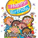 Kidzone - Happy birthday - italian music style