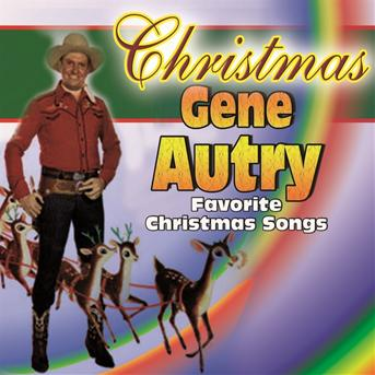 Did gene autry write a christmas song