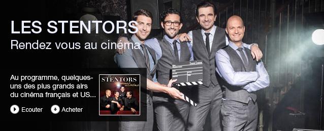 Les Stentors - Rendez vous au cinéma