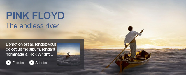 Pink Floyd - The endless river (deluxe)