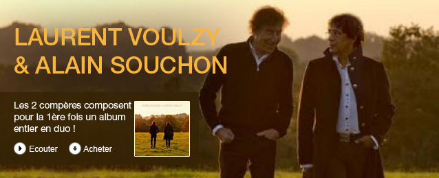 Alain Souchon / Alain Souchon & Laurent Voulzy / Laurent Voulzy - Alain souchon & laurent voulzy