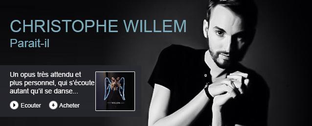 Christophe Willem - Paraît-il