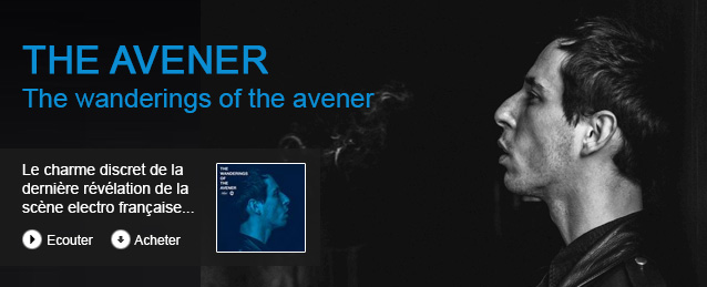 The Avener - The wanderings of the avener