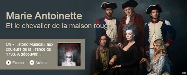 Marie Antoinette Et Le Chevalier De Maison Rouge - Marie-antoinette et le chevalier de maison rouge