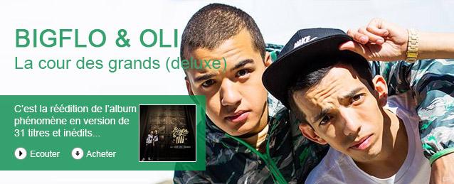 Bigflo & Oli - La cour des grands (deluxe)