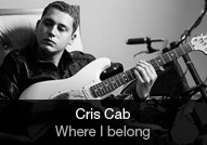Cris Cab - album Where I Belong