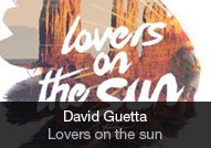 David Guetta - album Lovers on the Sun EP