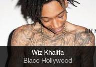 Wiz Khalifa - album Blacc Hollywood