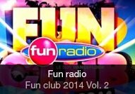 Compilation - album Fun Club 2014 vol. 2