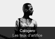 Calogero - album Les Feux D'Artifice