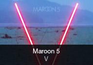 Maroon 5 - album V