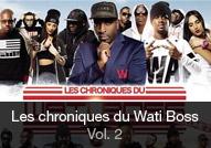 Compilation - album Les chroniques du Wati Boss, Vol. 2